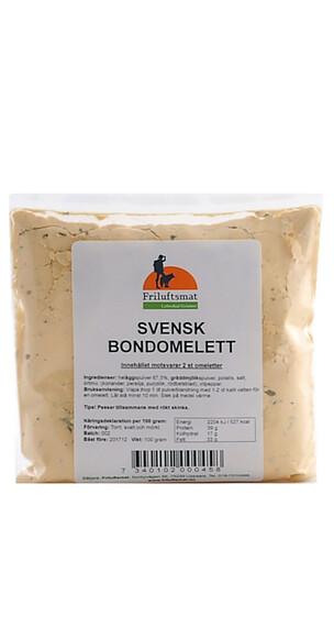 Friluftsmat Svensk Bondomelett 100g